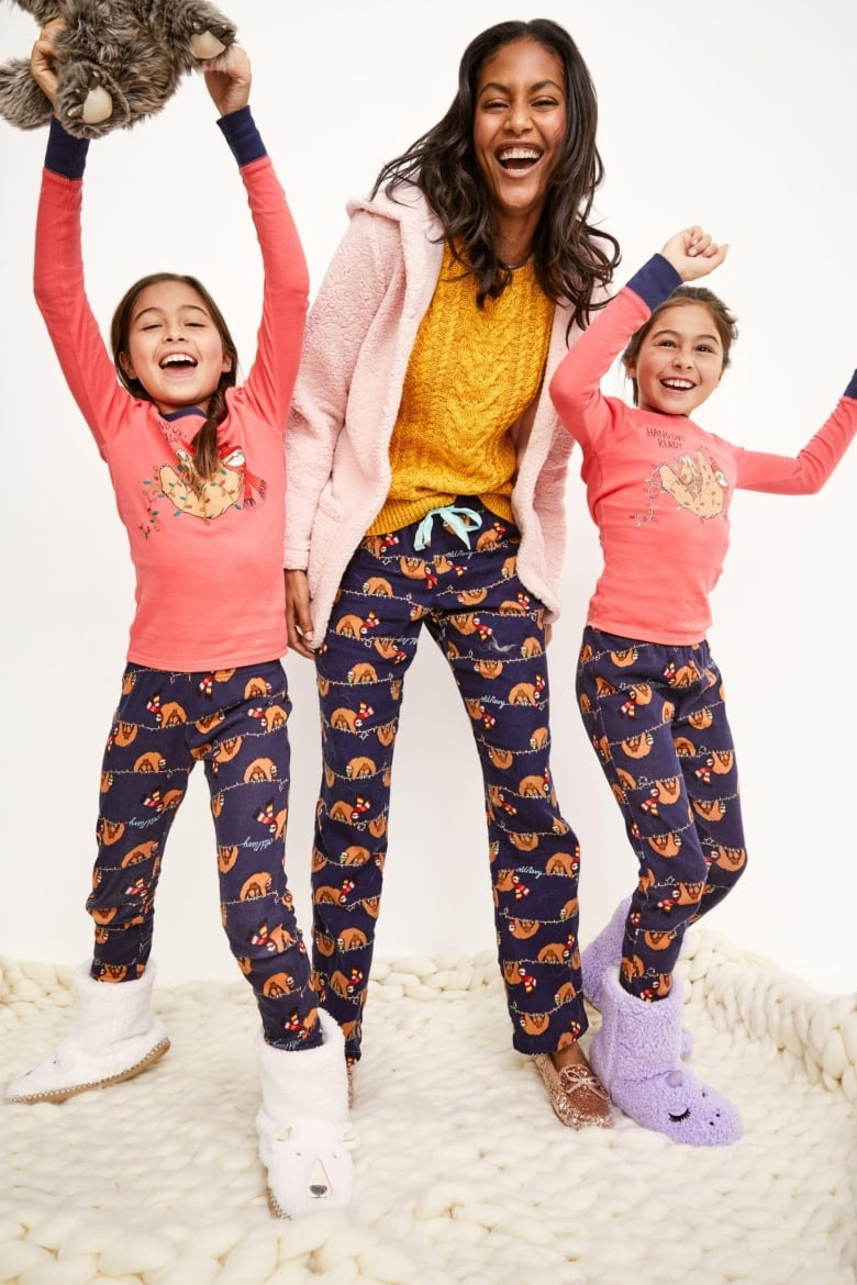 1cb37cce14 Old Navy has multiple matchy-matchy sleepwear options at great prices. For  example