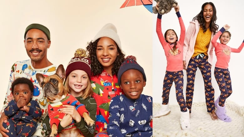 Best Family Christmas Pajamas.Where To Find Adorable Matching Pyjamas For The Whole Family