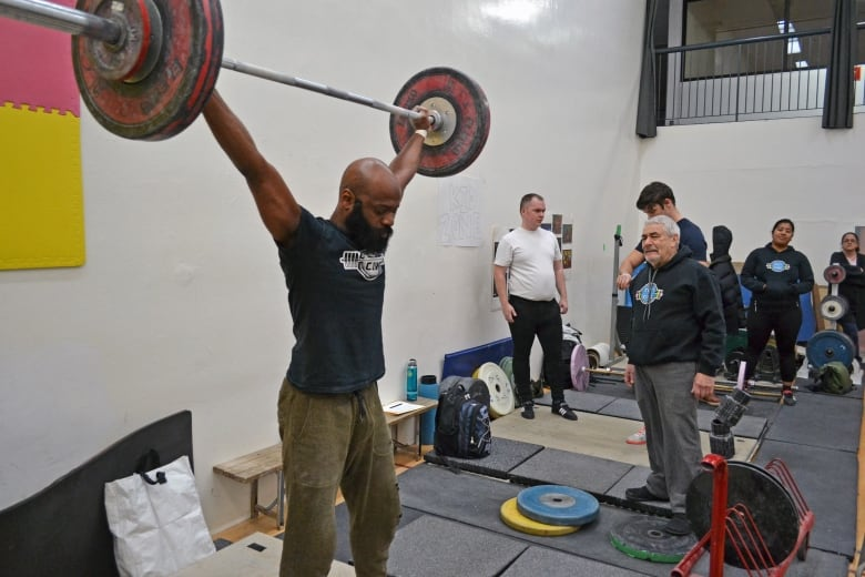 0c2599fd23cc6c Montreal weightlifting coach strives to pass on 60-year passion ...