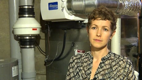 Nurse urges Albertans to test after she finds unsafe radon levels in her family's home | CBC