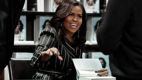 Michelle Obama extends tour to Canada, Europe as Becoming tops 3 million