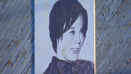 Susan Aningmiuq mural