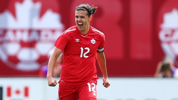 8c7c23c0db0 Soccer star Christine Sinclair named Canadian women s top player for 14th  time