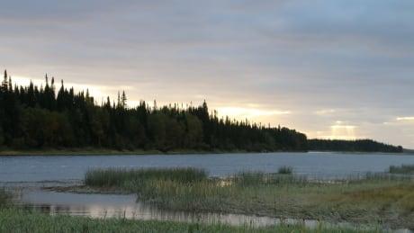 Cree territory