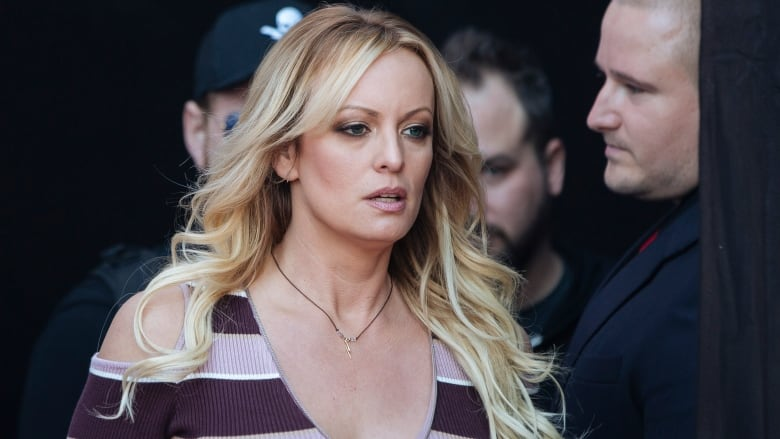 Stormy Daniels ordered to pay Trump's $293,000 legal fees