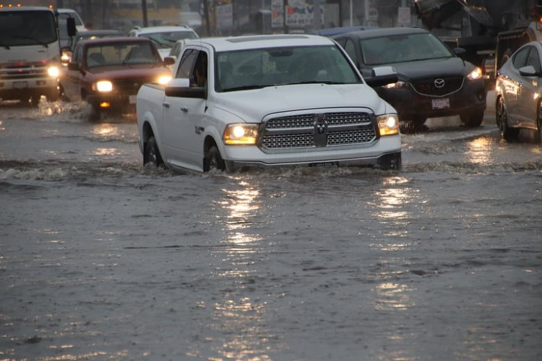 Another storm on the way for B.C.'s South Coast