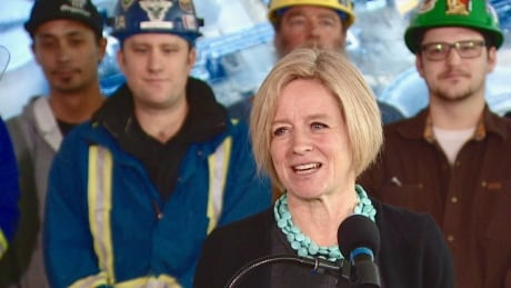 Notley wants new refinery