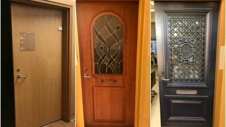 Distinctive door decals make care home less confusing for residents with dementia