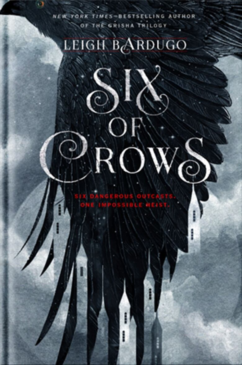 The teens described this book as a fantasy novel told from the perspective  of several characters.