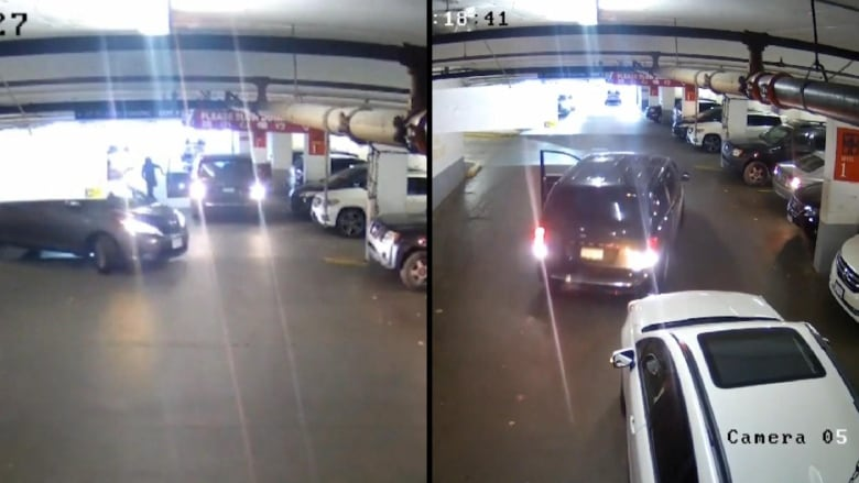 ICBC warns against fraud after security video allegedly shows faking of injury
