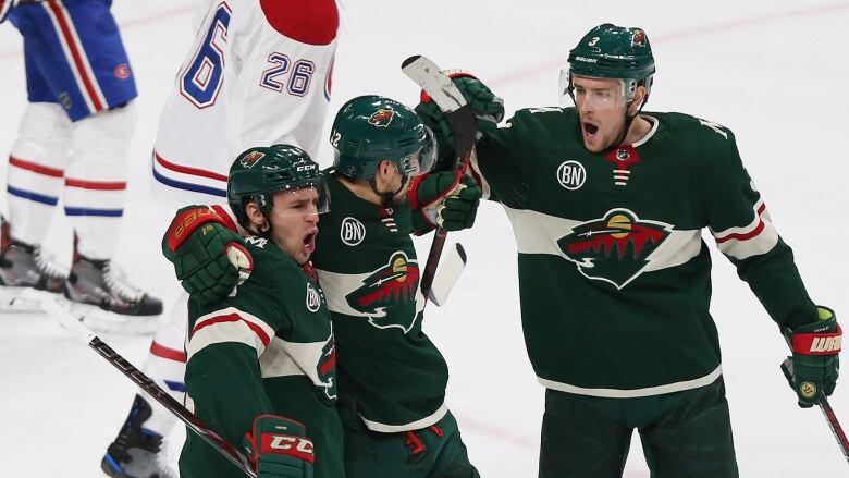 Canadiens-wild