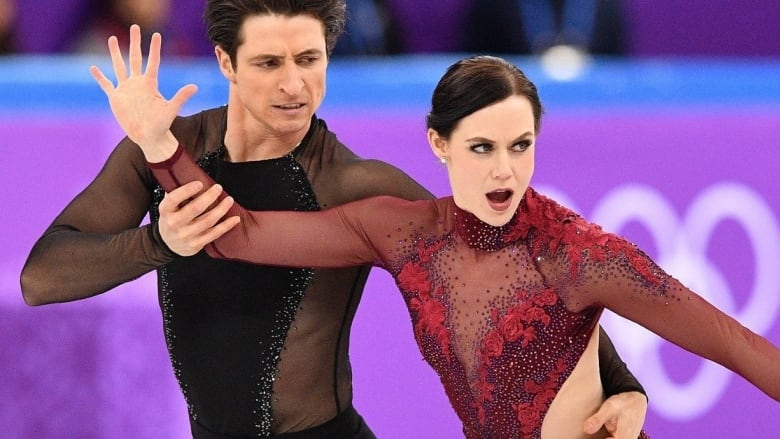 tessa and scott dating history