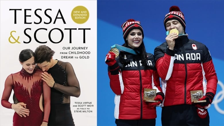 Tessa Virtue and Scott Moir on 20 years of skating and their