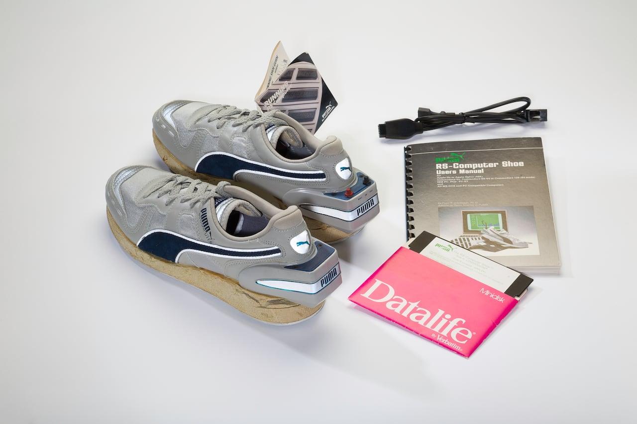 Puma brings back fitness-tracking shoe