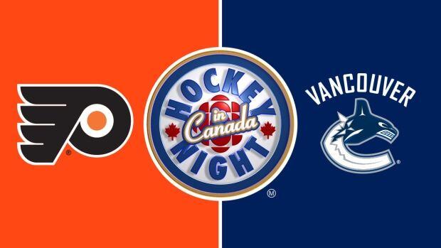 Hockey Night in Canada: Flyers vs. Canucks