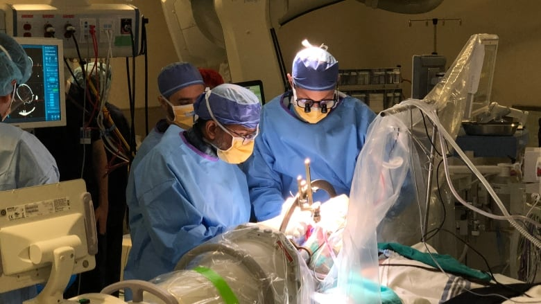 Province announces more access to deep brain stimulation treatment for Parkinson's