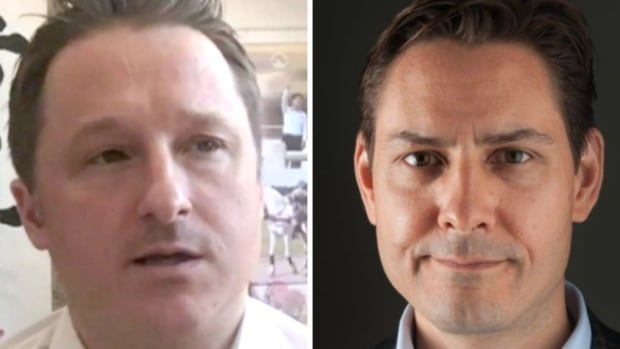 Michael Spavor and Michael Kovrig arrive in Canada after nearly 3-year detention in China