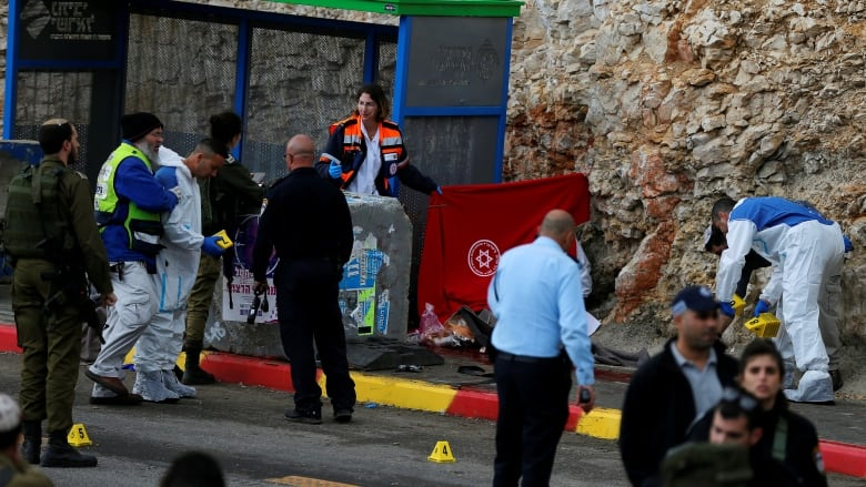 Israeli forces kill Palestinian after alleged vehicular attack