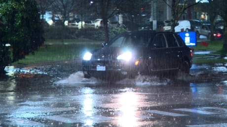 Storm bringing up to 90 mm of rain to Metro Vancouver