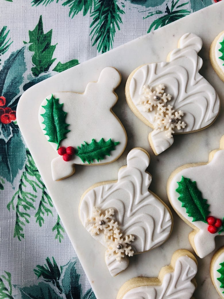 My holiday recipe: Simple sugar cookies to keep little hands busy