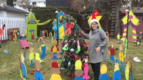B.C. couple creates their own Dr. Seuss-inspired Whoville in their backyard