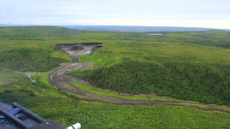 Mercury from melting permafrost ending up in Arctic waterways, study finds
