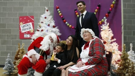 iHuman Christmas party builds community beyond consumerism