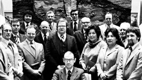 Yukon Legislature 1978