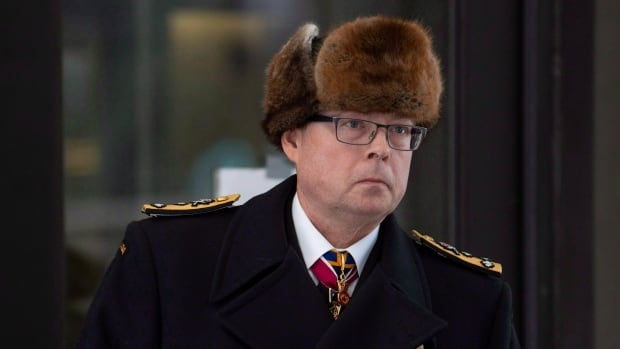 Procurement official suspended days after his name went public, Vice-Admiral Norman's trial hears