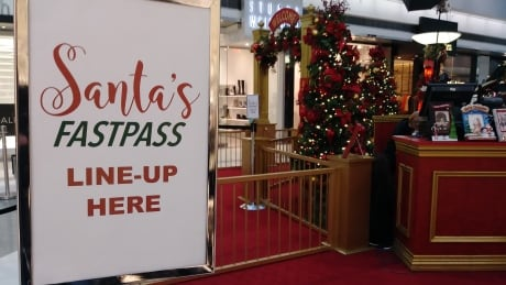 'FastPass' to Santa: Like a Nexus lane to the jolly old elf