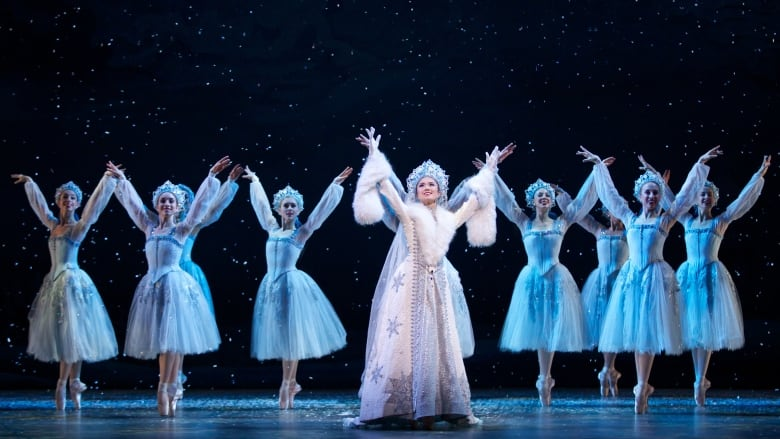 A Nutcracker Christmas Cast.Take A Peek Inside The Wardrobe For Alberta Ballet S