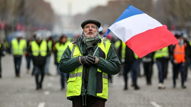 Yellow Vest Protests In France Continue