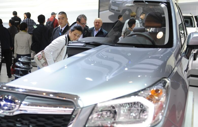 Canada quietly concludes additional auto talks with Japan