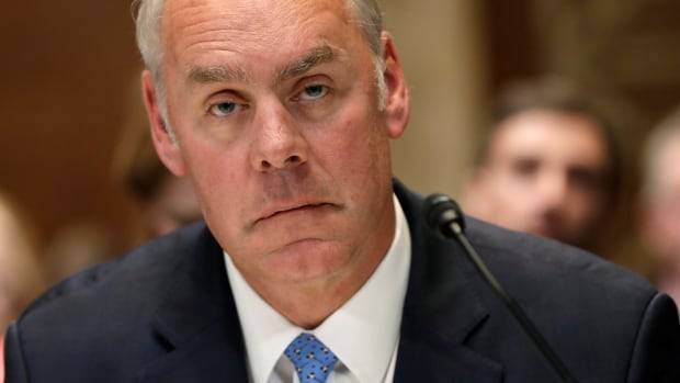Rode in on a horse, Interior Secretary Zinke set to ride out of Trump administration at year-end