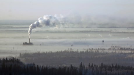 Alaska City Air Pollution