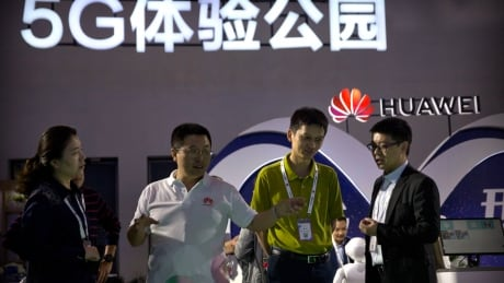 China Huawei Security Worries