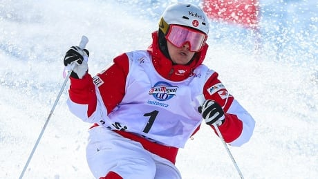 Kingsbury rules dual moguls to cap golden weekend in China | CBC