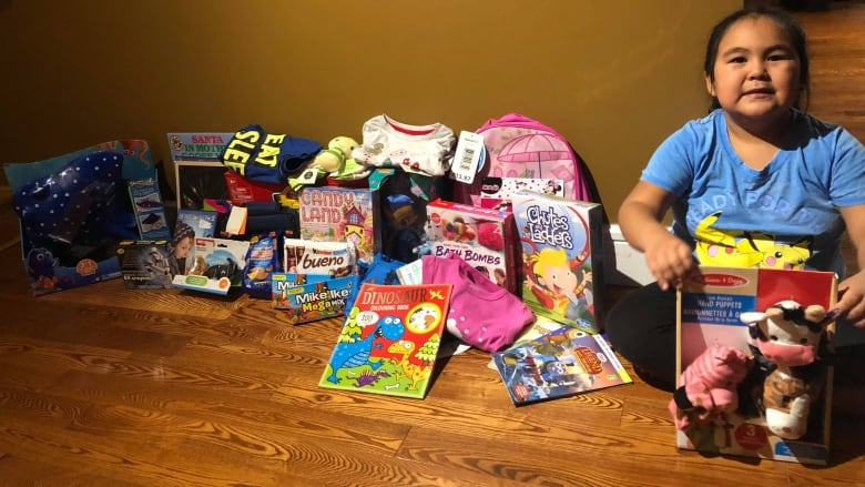 Olivia Legge Encouraged People To Bring Toys For Two Children Who Lost Their Home A Fire Her Sixth Birthday Party In Clarenville On Sunday