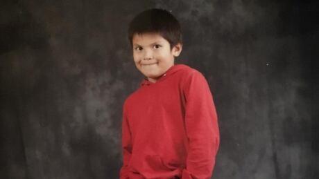 Keagan Franke missing boy