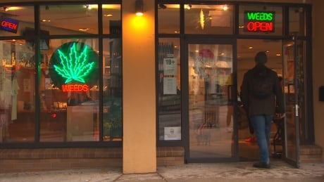 Vancouver mayor warns illegal pot shops to legalize or 'move along'