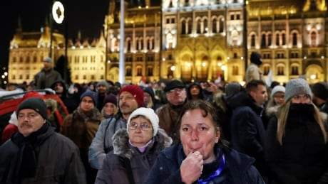 HUNGARY-PROTEST/