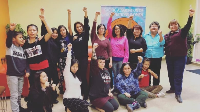 How a self-defence course is arming Indigenous women with the tools