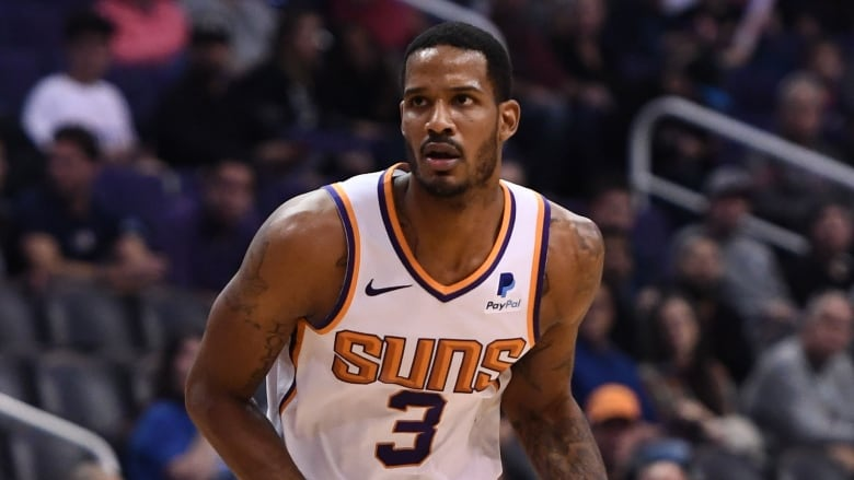 Forward Trevor Ariza is officially a member of the Washington Wizards after  a trade mix-up delayed the deal. (Jennifer Stewart USA TODAY Sports via  Reuters) eaf6b1469