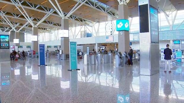 No active shooter at Calgary airport despite reports, according to police - CBC.ca thumbnail