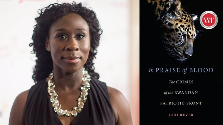 Esi Edugyan's favourite Canadian book of 2018: In Praise of Blood by Judi Rever