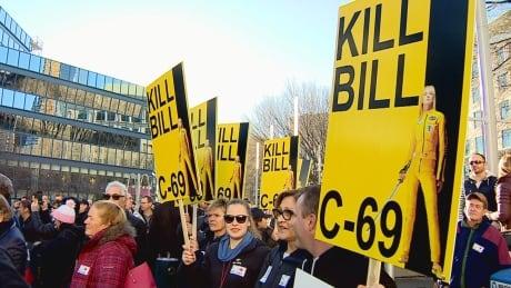 Kill Bill C-69