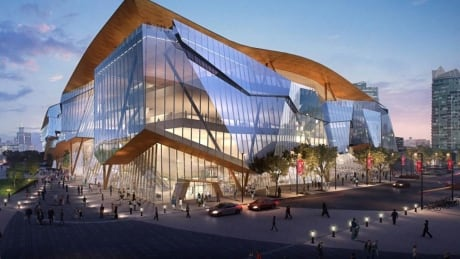 $500M BMO Centre expansion gets provincial support after approval by Calgary city council