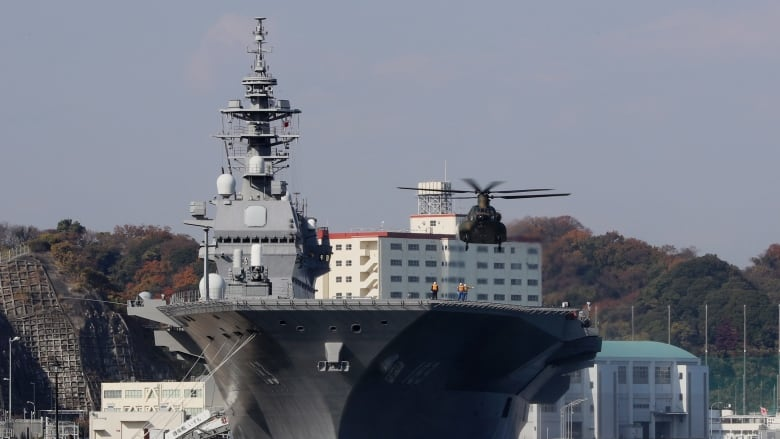Japan lays down $242-B defense plan