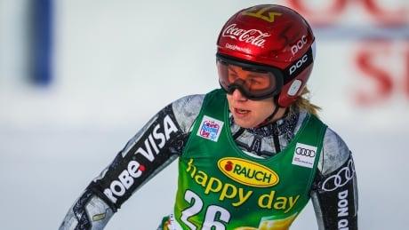 Skier-snowboarder Ledecka upset with overlapping worlds schedules