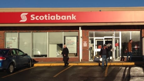 Man arrested for allegedly robbing St. John's bank with a weapon: RNC